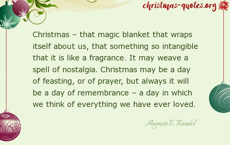 Christmas Nostalgia Quotes.Christmas Quote